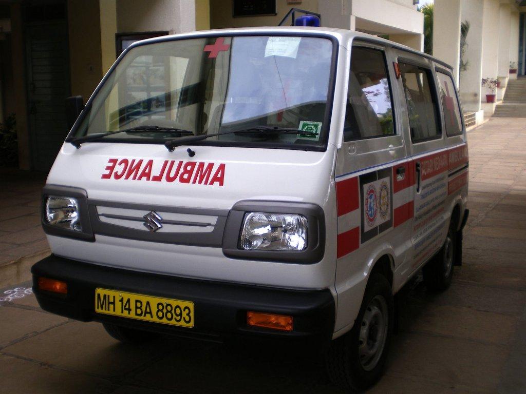 ambulance service in mohali