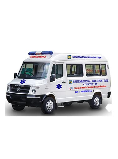 ambulance service in panchkula